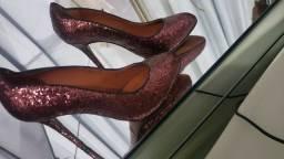 Sapato salto scarpin