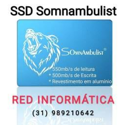 SSD Novos 120gb e 240gb (Ipatinga MG)