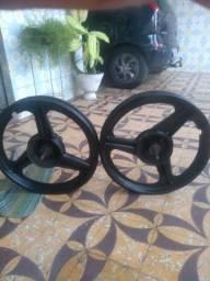 Roda de moto ks aro 18