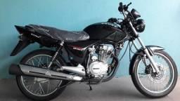 Título do anúncio: Moto Sousa (Nova) AS 150cc preta 2021