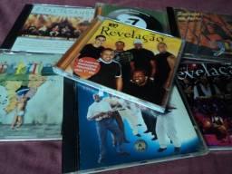 7 CDS de Pagode e Samba por 30 reais!!