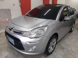 C3 TOP aut.  + Gnv Nova  troco e financio aceito carro ou moto maior ou menor valor