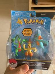 Bonecos pokemon fechados na caixa novo