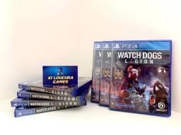 Watch Dogs Legion Jogo PS4