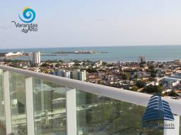 Condominio Varandas do alto, novo, vista p/ o mar, 2qtos, 79m²,