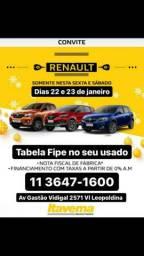 Mega feirão Renault Itavema