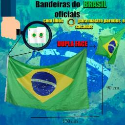 Título do anúncio: 3 por 55 Bandeiras Brasileiras