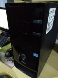 computador completo, com monitor, teclado e mouse!!!!!