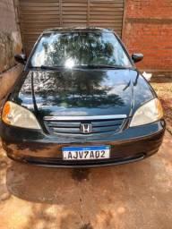 Honda Civic lx 1.7 SOMENTE VENDA