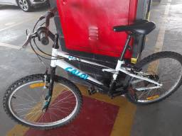 Bicicleta Caloi Max aro 24 usada