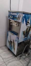 Máquina d sorvete ?