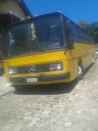 Ônibus motor casa