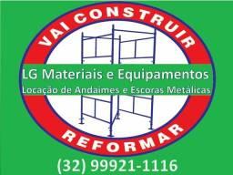 LG Materiais e Equipamentos 32 999211116