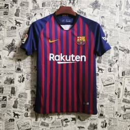 Camisa Barcelona 2018/2019 Produto Oficial