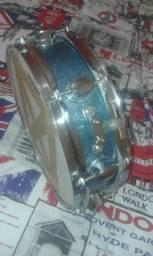 Caixa Para Bateria Prime America Blue Sparkle