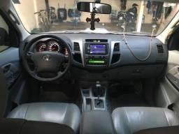 Hilux SRV 3.0 automática 4x4 diesel 2010 - 2010
