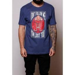 Camiseta Dont Follow Me ( Mestre dos Magos )
