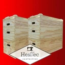 70d122cf63 Caixa de Salto Box Jump - Personalizado p  você