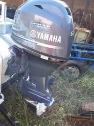 Motor de popa yamaha 60 hp fetl zero - 2018