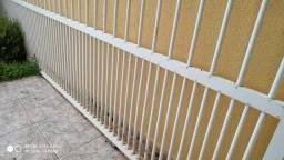 Portão Alumínio com Grimalheira