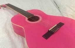 Violão róseo