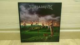 Lp Megadeth - Youthanasia