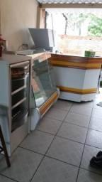 Vendo maquinários de padaria