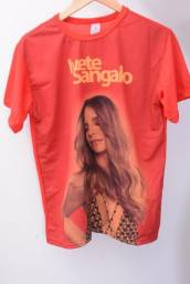 Camisa Ivete Live experience