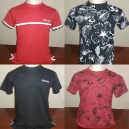 T-Shirts Masculinas e Unissex