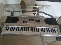 Teclado Musical Waldman Student Keys 61