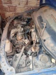 Vendo um carro palio young ano 2000 - 2000
