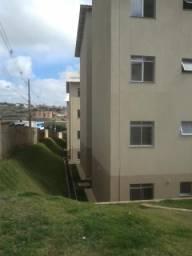 Apartamento à venda com 2 dormitórios em Moinhos, Conselheiro lafaiete cod:6936