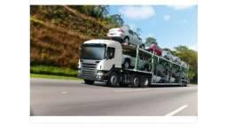 Transporte caminhao cegonha para todo brasil