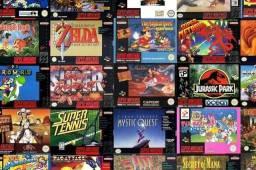 Emulador De Super Nintendo Com Quase Todos Os Jogos