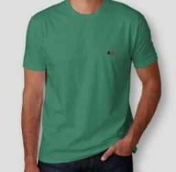 42f0ac8bcb Camiseta Basica Kaderudo- Verde Mar