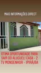 Casa - Ipirá Ba