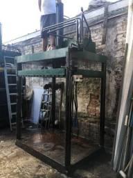 Prensa hidráulica com capacidade 25Ton