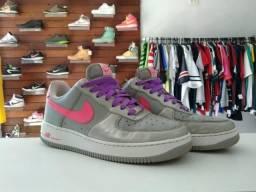 2772843158544 Tênis Nike Air Force 1 Tam 38 Original Seminovo