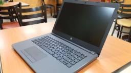 HP i3 setima geração / 8Gb de ram / SSD 480Gb