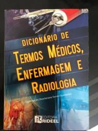 Dicionário de termos médicos enfermagem