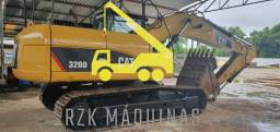 Escavadeira Hidráulica CAT 320D - 2011