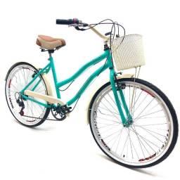 Bicicleta Retro Beachh + 7v