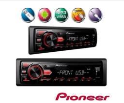 MP3 PIONEER MVH-98UB USB, FM,