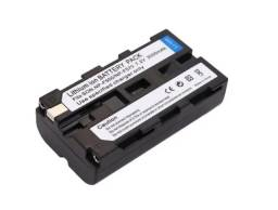 2 Baterias 3000 Mah Np-f550 Npf550 Np-f570 Camera Sony