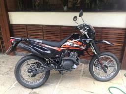 Moto Yamaha XTZ 125XE NOVISSIMA
