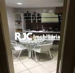 Apartamento à venda com 4 dormitórios em Tijuca, Rio de janeiro cod:MBAP40466