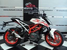 KTM Duke 390 NG Branca 2020