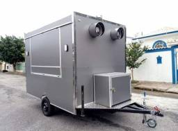 Food truck / trailer  (Zero Sem Uso)