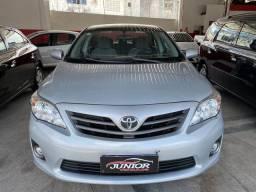 (Junior Veiculos) Toyota Corolla GLI Ano:2013 Automático Completo