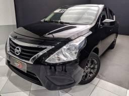 Nissan Versa SL 1.6 16V 2016! Vendo troco ou financio
